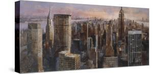 Manhattan by Marti Bofarull
