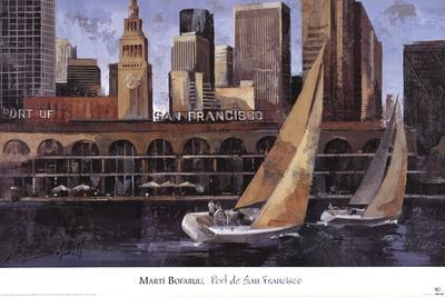 Mart Bofarull - Port de San Francisco