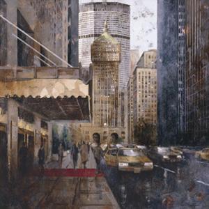 On Park Avenue by Marti Bofarull