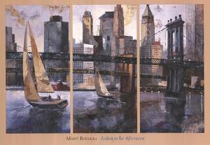 Sailing in the Afternoon by Marti Bofarull