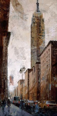 Skyscraper I - Empire State Building by Marti Bofarull