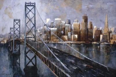The Bay Bridge by Marti Bofarull