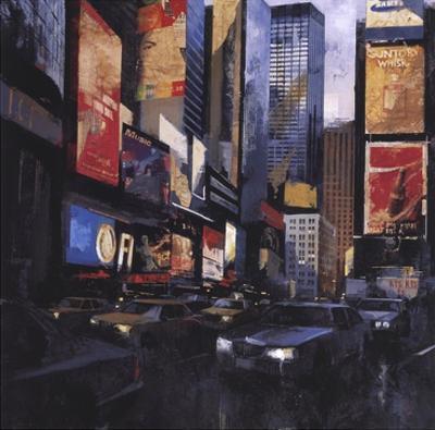 Times Square I by Marti Bofarull