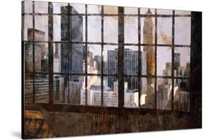 Window Over Empire State by Marti Bofarull
