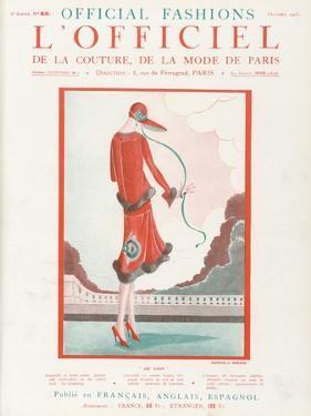 L'Officiel, October 1925 - de Loin by Martial et Armand