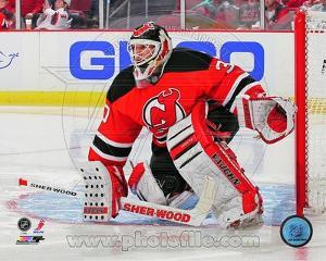 Martin Brodeur 2012-13 Action
