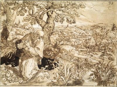 A Hermit, 1585-1586