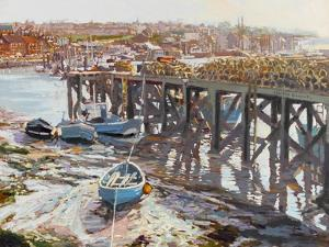 Low Tide (Whitby, North Yorkshire) 2006 by Martin Decent