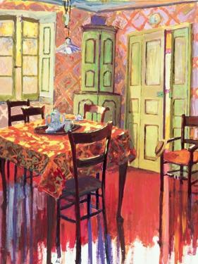Morning Room, 2000 by Martin Decent