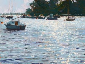 Morning Tide, 2006 by Martin Decent