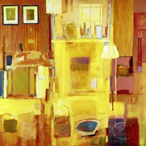 Room at Giverny, 2000 by Martin Decent