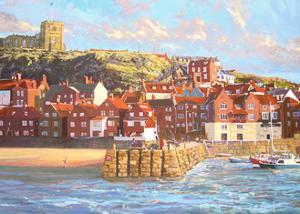Whitby, 2010 by Martin Decent