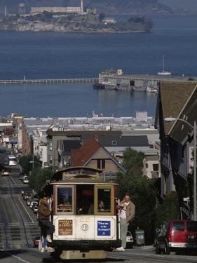 Cable CAr, Hyde Street, San Francisco, CA by Martin Fox