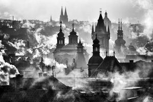 Prague Towers by Martin Froyda