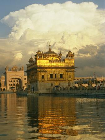 16th Century Golden Temple at Amritsar