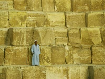 Stone Building Blocks of the Great Pyramid