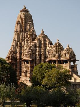The Kandariya Mahadeva Temple in Khajuharo by Martin Gray