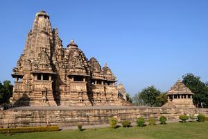 Vishvanath Temple At Khajuraho, Dedicated to Shiva by Martin Gray