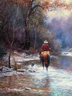 Creek Bottom Search by Martin Grelle