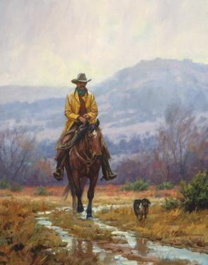 Headin' Home by Martin Grelle