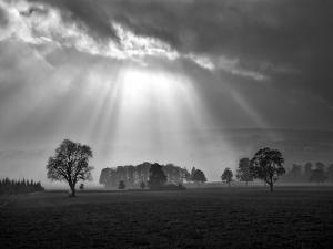 Cloud Burst by Martin Henson