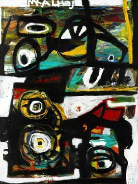 Eye Study by Martin Kalhoej