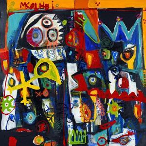 King of Birds by Martin Kalhoej