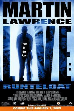 Martin Lawrence Live: Runteldat (Video Release)