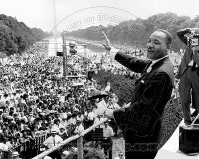 Martin Luther King, Jr. Speech, Washington, DC., 1963