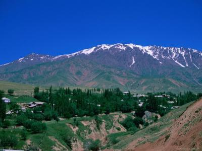 Chatkal Mountains, Angren, Uzbekistan