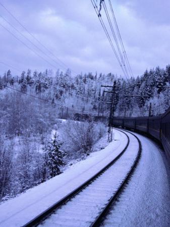 Trans-Siberian (Transsib) Railway, Russia