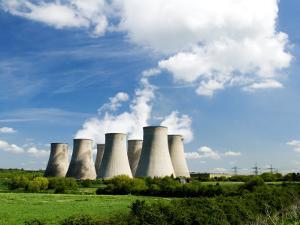 Ratcliffe on Soar Power Station, England by Martin Page