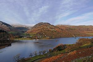 Ullswater, Glenridding, Lake District National Park, Cumbria, England, United Kingdom, Europe by Martin Pittaway
