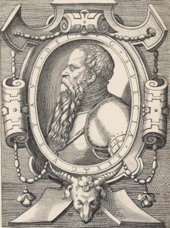 Gustaf I Vasa (Gustaf Ericssen) Elected King of Sweden Secured Independence from Denmark