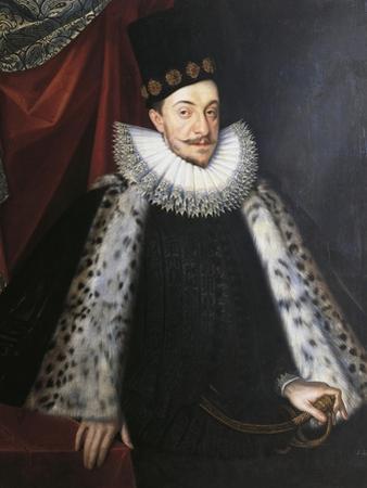 Portrait of Sigismund III Vasa, King of Sweden and Poland