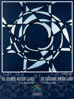 Salt Lake City 2002 Olympic Paralympic Games by Martin Vogel