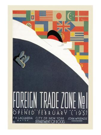 Foreign Trade Zone No. 1: New York City Department of Docks
