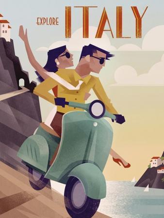 Italy by Martin Wickstrom