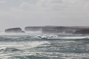Bay of Martyrs, Bay of Islands, Great Ocean Road, Australia by Martin Zwick