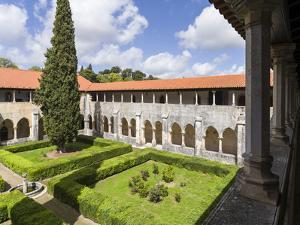 Cloister of king Afonso V. Monastery of Batalha, Mosteiro de Santa Maria da Vitoria by Martin Zwick