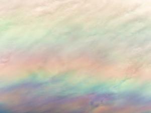 Clouds over the Allardyce Range on South Georgia Island by Martin Zwick