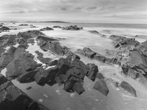 Coastal Landscape, West Voe of Sumburgh, Shetland Mainland, Scotland by Martin Zwick