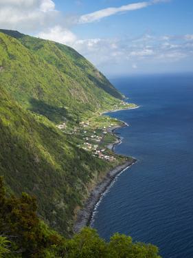 Faja dos Vimes. Sao Jorge Island, Azores, Portugal. by Martin Zwick