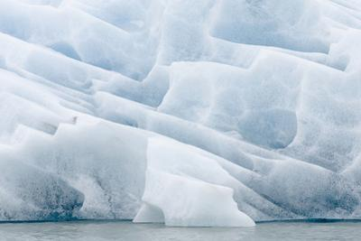 Glaciers in the Qalerallit Imaa Fjord. Southern Greenland, Denmark by Martin Zwick