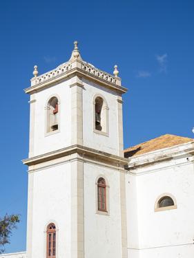 Igreja Nossa Senhora da Graca in Plato. The capital Praia on the Ilha de Santiago, Cape Verde. by Martin Zwick