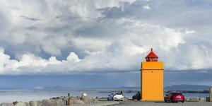 Keflavik on Reykjanes Peninsula, Iceland by Martin Zwick