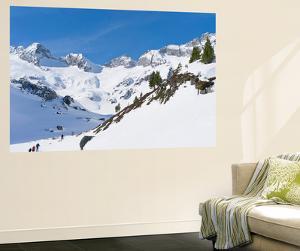 Reichenspitze Range, Hohe Tauern, Richterhuette Mountain Hut, Austria by Martin Zwick