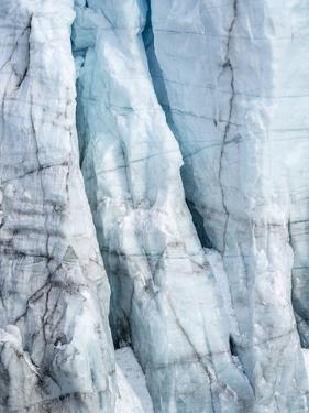 Terminus of the Russell Glacier close to the Greenland Ice Sheet near Kangerlussuaq. Greenland by Martin Zwick
