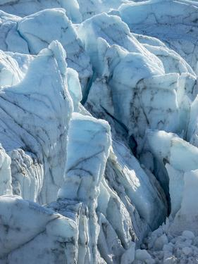 The Russell Glacier. Landscape close to the Greenland Ice Sheet near Kangerlussuaq, Greenland by Martin Zwick