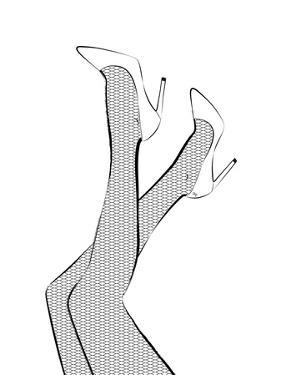 Net Legs by Martina